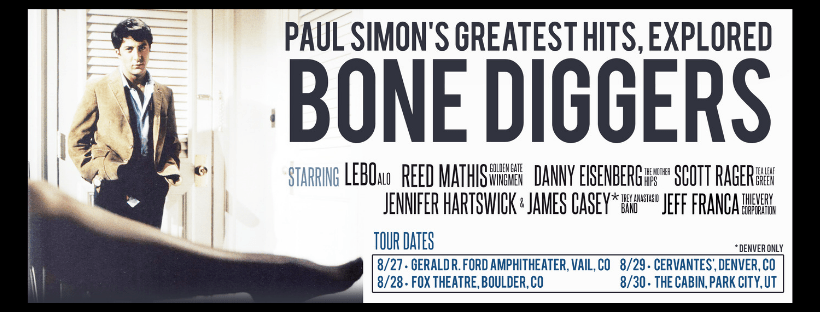 Bone Diggers Announce Tour With Members of TAB And Thievery Corporation [Watch]