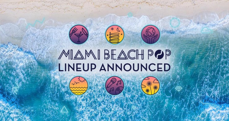 Miami Beach Pop Festival 2019, Miami Beach Pop Festival, Miami Beach Pop Festival lineup, Miami Beach Pop Festival 2019 lineup