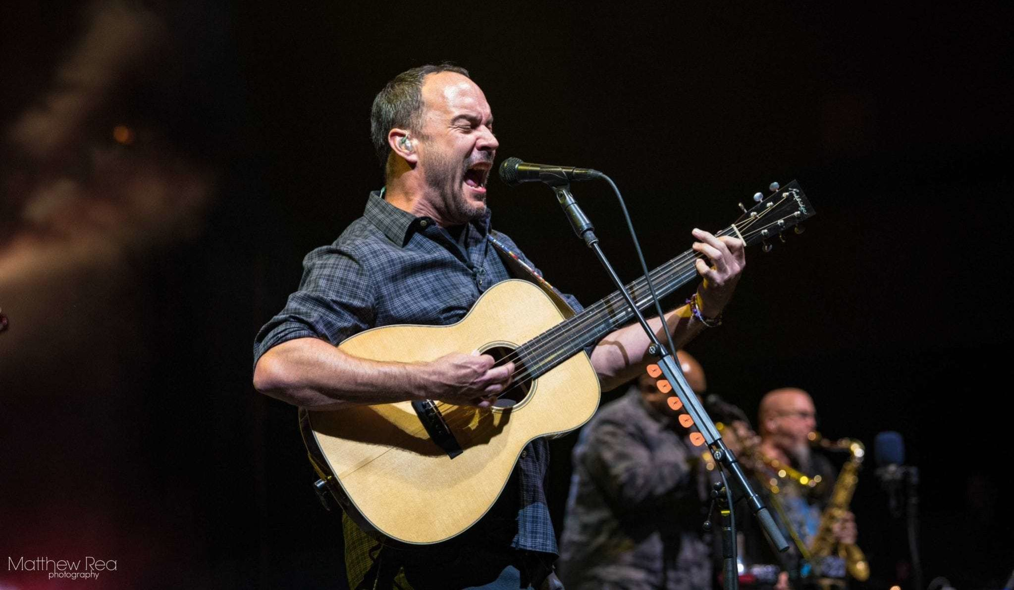 Dave Matthews Band Announces Opening Acts For The Gorge Run: Lettuce, Gov't Mule, More