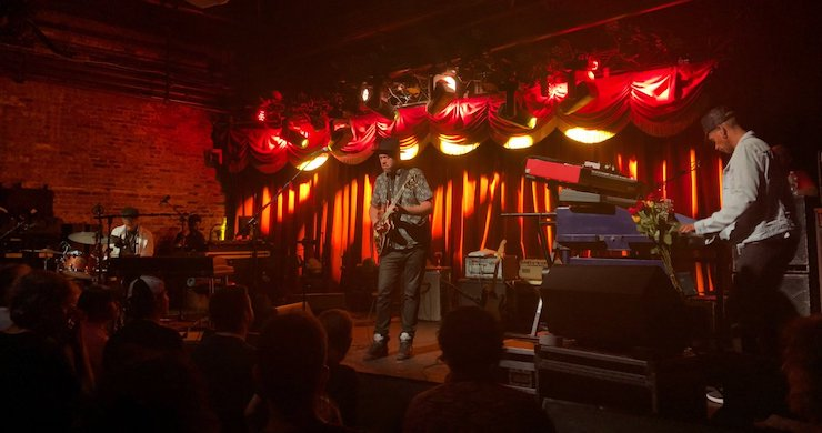 Soulive Returns To Brooklyn Bowl For Opening Night Of Bowlive VIII With Ivan Neville [Full-Show Video]