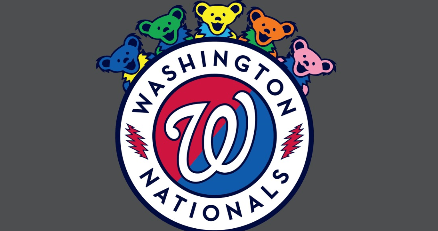 Washington Nationals Announce Inaugural Grateful Dead Night