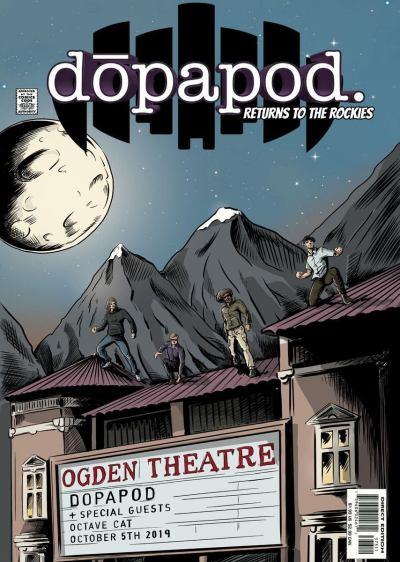 Dopapod, Dopapod Ogden Theatre