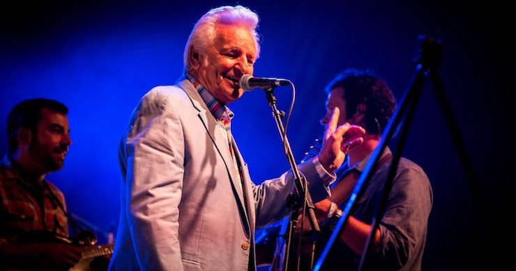 Del McCoury To Celebrate 80th Birthday At The Capitol Theatre With Members Of Infamous Stringdusters, Leftover Salmon, More