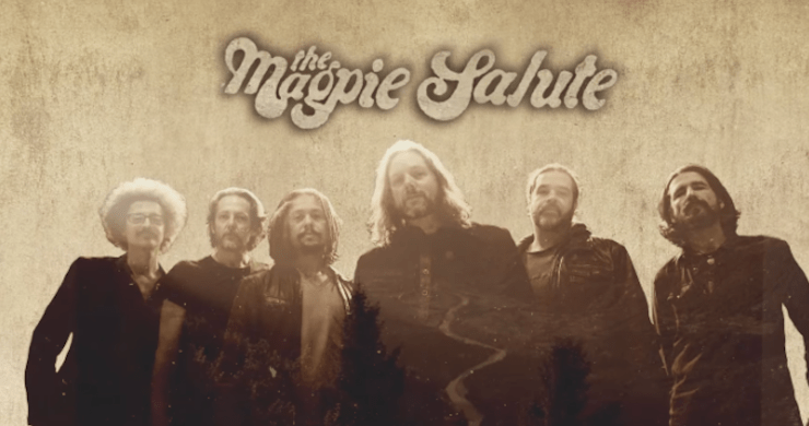 magpie salute new ep, magpie salute in here, magpie salute, the magpie salute, rich robinson