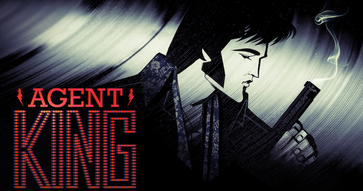 Netflix Announces Elvis Presley-Inspired Animated Series, 'Agent King'