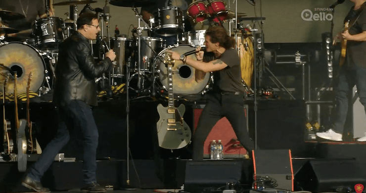 The Revivalists Welcome Bob Saget To Cover The Who At KAABOO Del Mar [Watch]