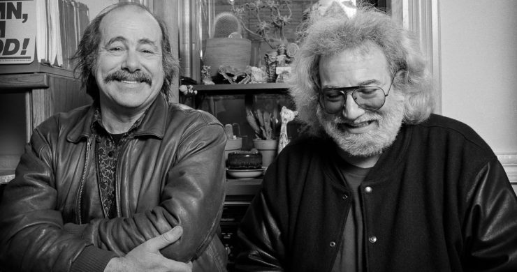 Image result for robert hunter jerry garcia
