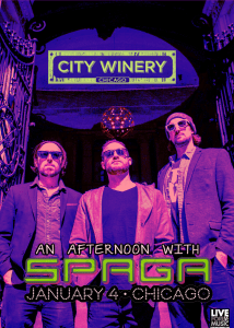SPAGA City Winery
