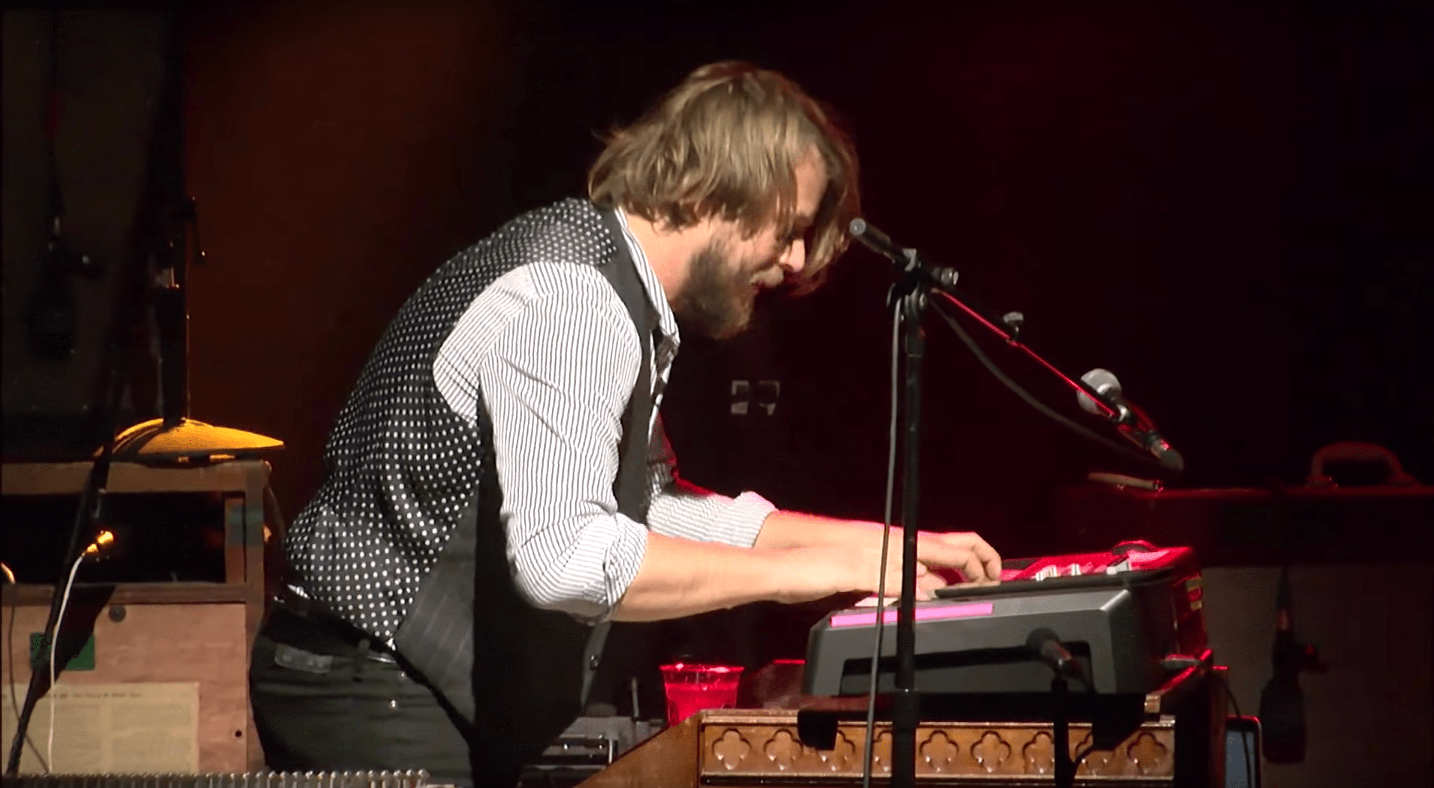 "JRAD's Marco Benevento Detonates Brooklyn Bowl With A ""Fire On The Mountain"" Piano Solo, On This Day In 2015 [Watch]"