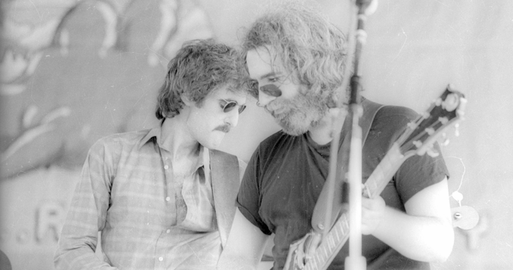 Jerry Garcia Band's 1980 Capitol Theatre Show To Receive Vinyl Release For Black Friday