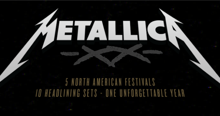 metallica, metallica 2020, metallica festivals, metallica xx, metallica tickets, metallica tour, metallica 2020 tour, metallica Epicenter, metallica Welcome To Rockville, metallica Sonic Temple