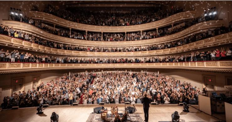 Trey Anastasio, Trey Anastasio Carnegie Hall