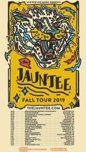 The Jauntee