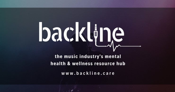 backline, mental health, music industry, musicians resources, mental health resources