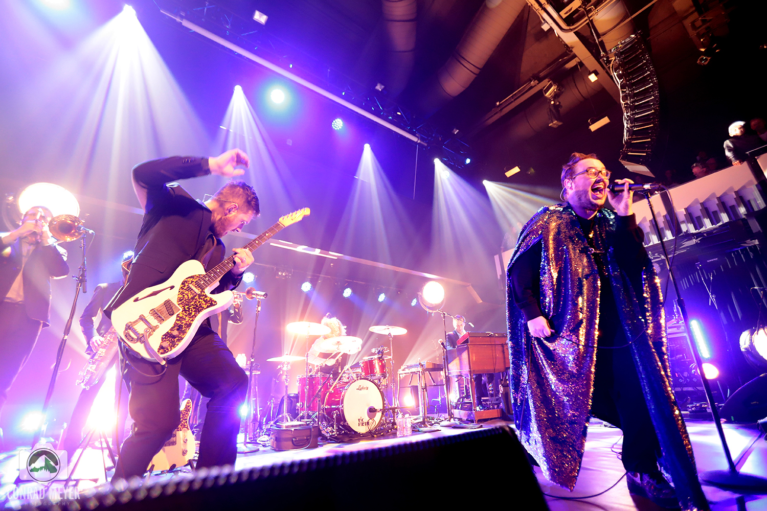 PHOTOS: St. Paul And The Broken Bones Deliver Soulful Performance In Fort Collins, CO