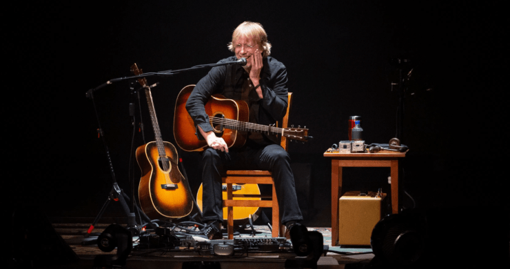 Trey Anastasio solo acoustic, trey anastasio stories, storytime with trey, trey stories 2019, trey anastasio stories 2019, trey anastasio solo acoustic stories