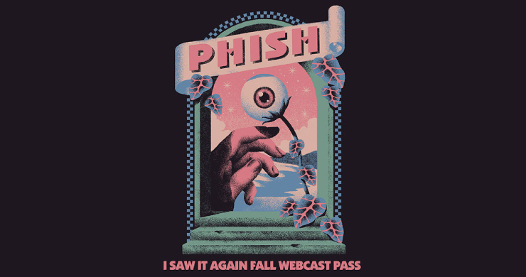 phish fall tour, phish fall 2019 webcasts, phish webcasts, phish couch tour