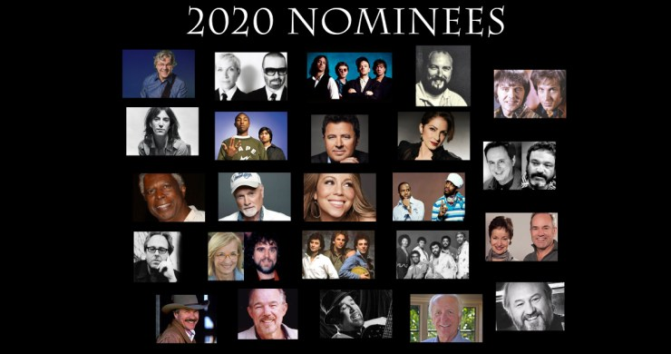 songwriters hall of fame nominees, songwriters hall of fame 2020, songwriters hall of fame gala, songwriters hall of fame
