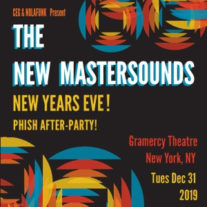phish after party new mastersounds