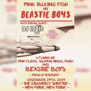 Pink Talking Fish beastie boys