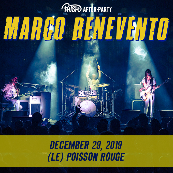 marco benevento phish after party
