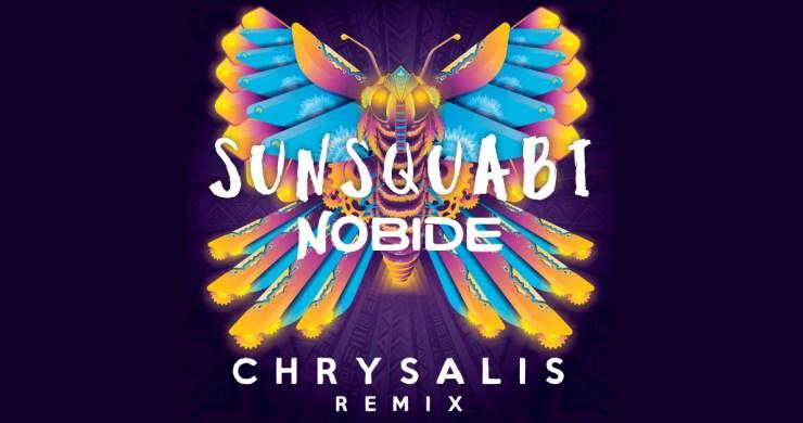 Nobide, Sunsquabi, Nobide Sunsquabi Remix, Chrysalis Remix Nobide remix, Sunsquabi remix