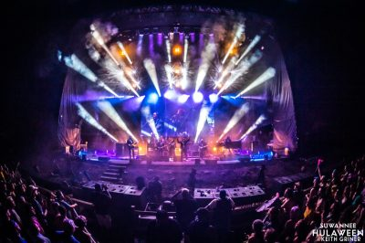 hulaween, the string cheese incident
