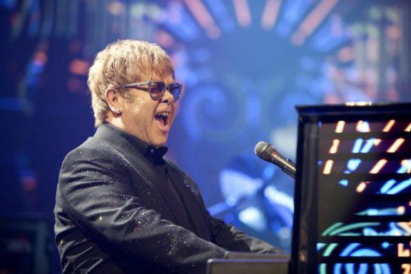 Elton John, rant, cursing, Australia, concert