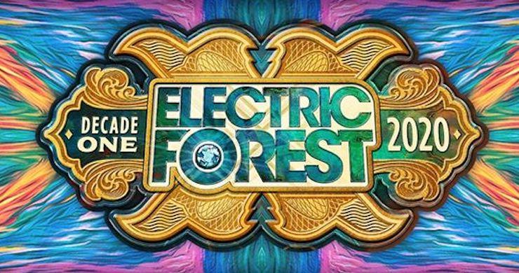 electric forest, electric forest 2020, electric forest 2020 lineup, electric forest lineup ,electric forest 2020 tickets,