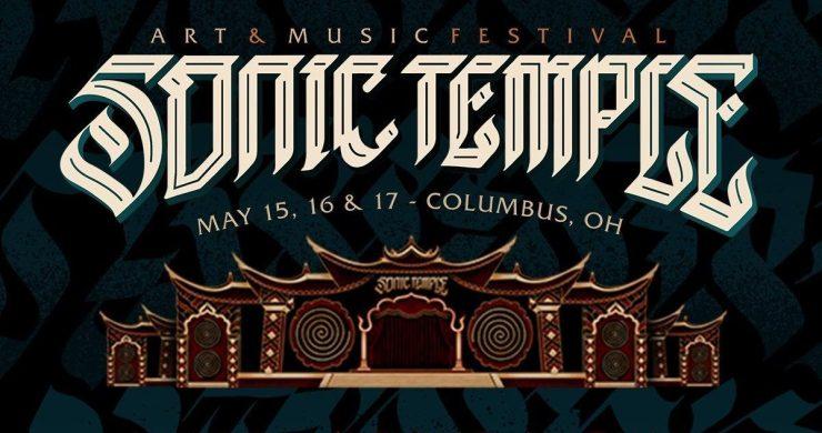 Sonic Temple, lineup, Metallica, Slipknot, Deftones, metal, festival