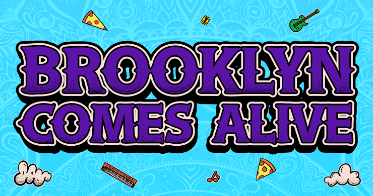 Brooklyn Comes Alive, Brooklyn Comes Alive new venue, Brooklyn Comes Alive 2020, Brooklyn Comes Alive Avant Gardner, Avant Gardner, Brooklyn Comes Alive Tickets