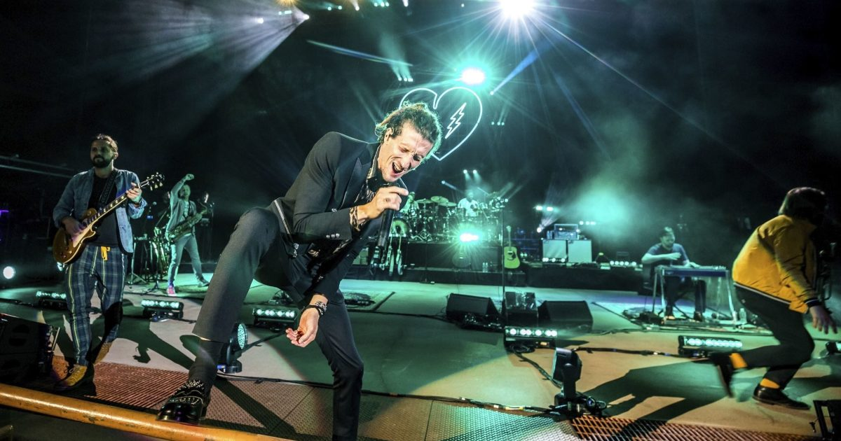 revivalists david shaw, david shaw interview, the revivalists interview, revivalists rev causes, rev causes, revivalists rolling stones, revivalists gun violence, revivalists shoot you down, revivalists red rocks