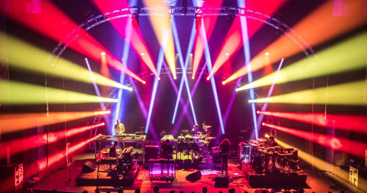 Sound Tribe Sector 9, STS9, Vision Tapes, new, The Just Thanks Organization, sequoia, New Years Eve, Atlanta, Tabernacle, Ravine