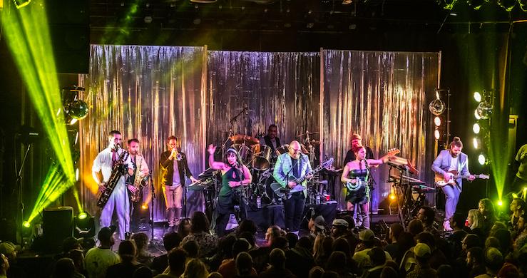 Turkuaz, Exit/In, Nashville, photos, Kuadrochrome, tour, 2019, recap