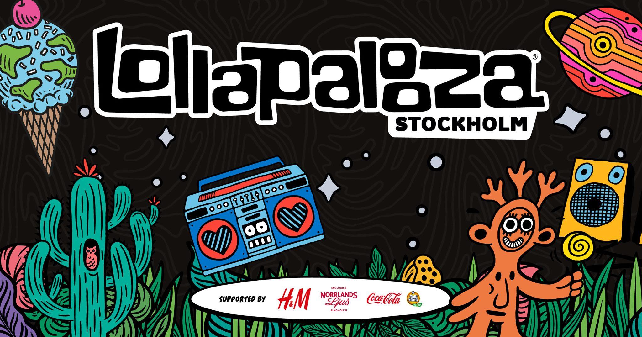 Lollapalooza Stockholm Announces 2020 Lineup: Pearl Jam, Kendrick Lamar, Anderson .Paak, More