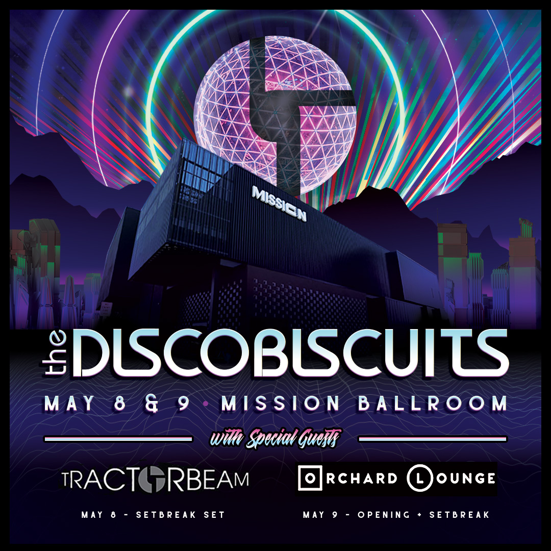 disco biscuits mission ballroom