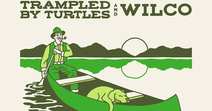 Wilco, Trampled By Turtles Announce Co-Headlining Shows Set For September