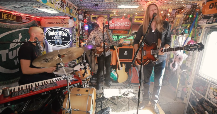 The Wood Brothers, Jam In The Van, The Wood Brothers Jam In The Van, The Wood Brothers, Little Bit Sweet, Snake Eyes