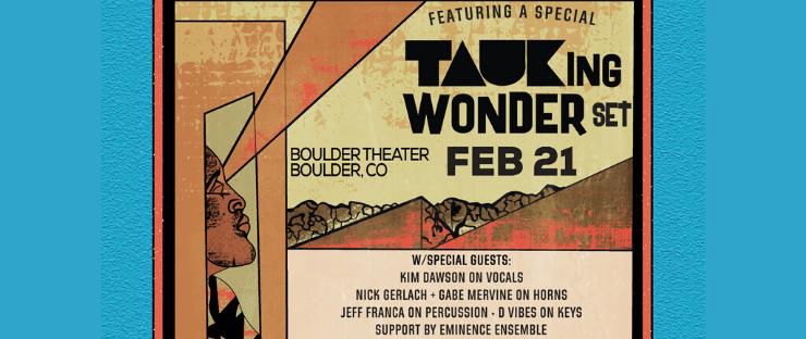 TAUK boulder Theater
