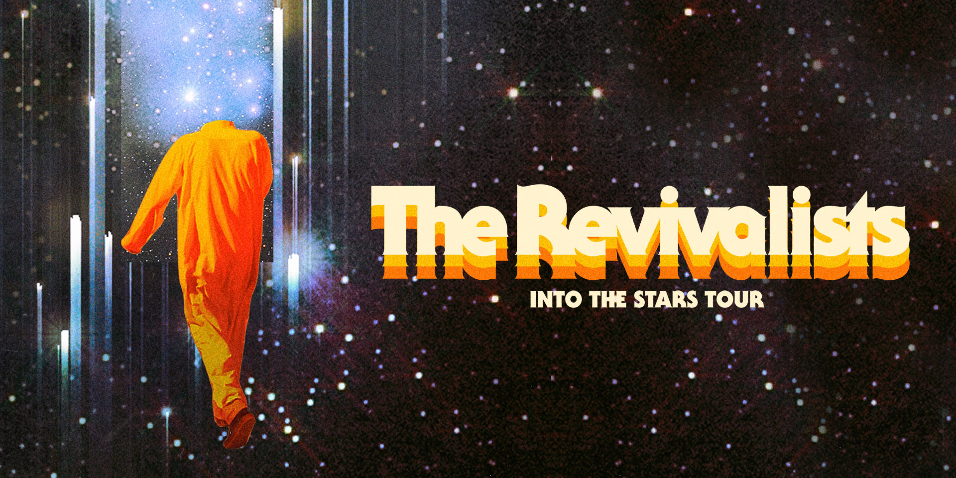 The Revivalists Announce New 'Into The Stars Tour' Dates; Return To Red Rocks