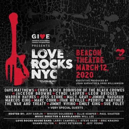 love rocks nyc 2020