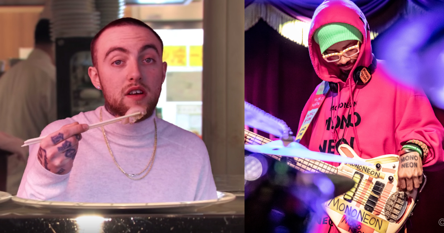 How MonoNeon Ended Up On Mac Miller's Posthumous Album, 'Circles'