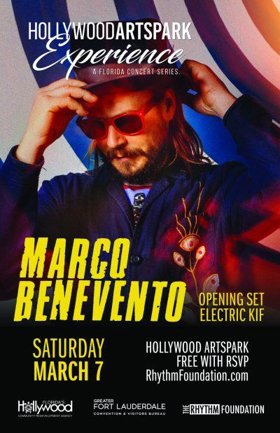 marco benevento hollywood artspark