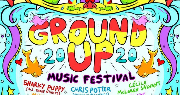 groundup music festival, groundup workshops, groundup brunches, groundup music festival 2020, groundup music festival
