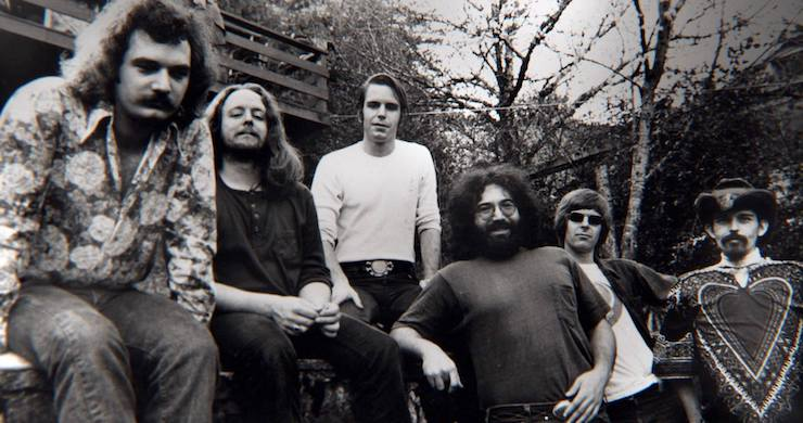 Grateful Dead Land 100th Album On U.S. Billboard Chart