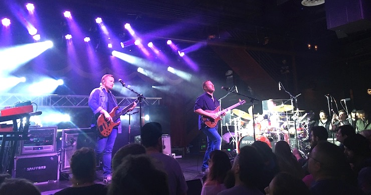 Spafford Delivers Stealers Wheel, John Coltrane Covers For Thrilling Performance At Brooklyn Bowl Night Two [Videos]