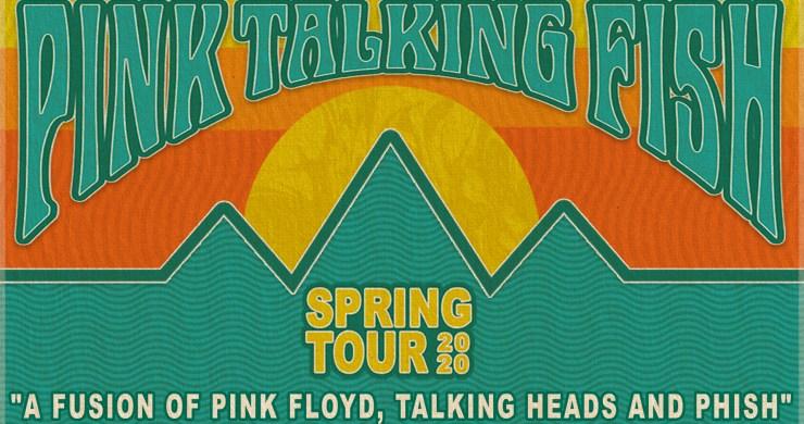 Pink Talking Fish, Pink Talking Fish spring tour, Pink Talking Fish tour dates, PTF tour, PTF Grateful Dead, PTF Allman Brothers, Skull & Roses, Wanee Block Party