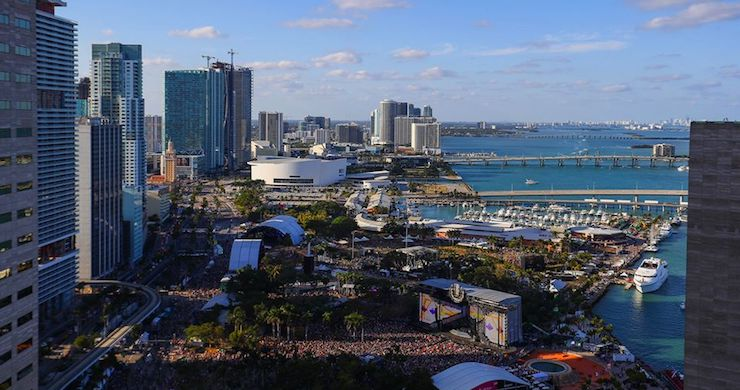 Ultra Music Festival 2020 Officially Cancelled