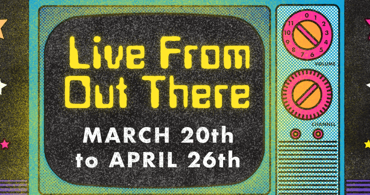 1Eleven Group, Nugs.tv, Live From Out There subscription, Live From Out There, Pigeons Playing Ping Pong, Twiddle, STS9, Mihali, Aqueous, SunsQuabi, Magic Beans, Kitchen Dwellers, Marc Brownstein, livestream, Oteil Burbridge, Eric Krasno, tom Hamilton, Holly Bowling, Goose, Cycles