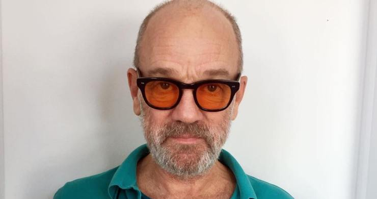 R.E.M., REM, Michael Stipe, REM Michael Stipe, Michael Stipe coronavirus, It's The End of the World, The End of the World